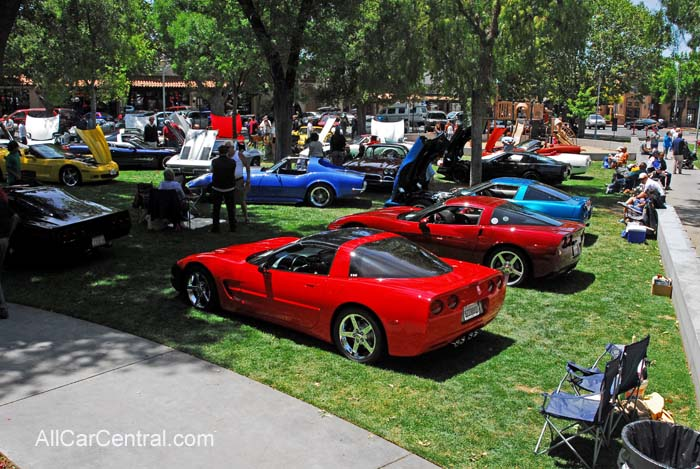 Diablo Valley Corvettes