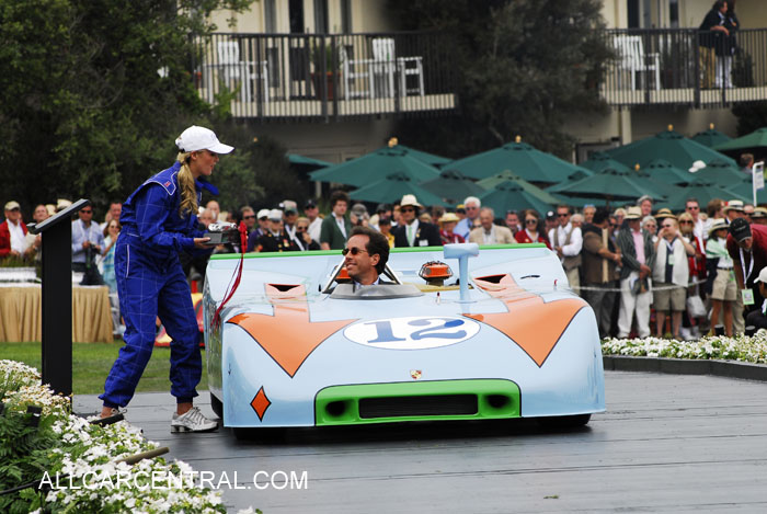 Porsche 908-03 Spyder sn-908-03-008 1970 2nd Place Jerry Seinfeld Owner