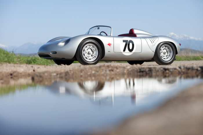 Porsche RS 1961 PawelLitwinski Photo 2010